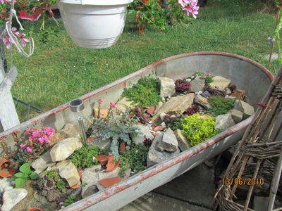 994 best garden images on Pinterest Country living, Country life - cottage garten deko