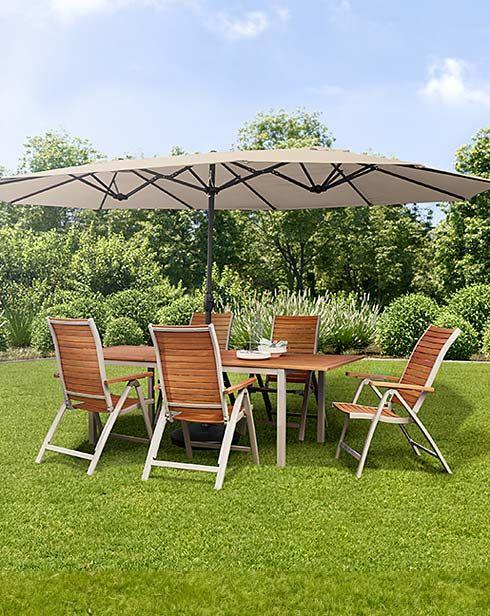 Kerti bútorok és kerti eszközök - most online a Tchibo-nál
