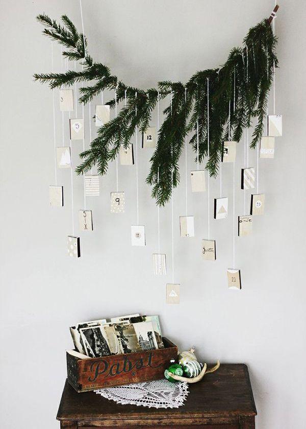 Tijd voor wat meer ingetogen en simpele versiering zodat je jouw huis stijlvol kan decoreren voor de kerst.