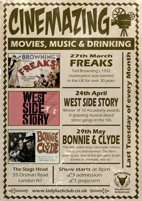 Cinema Fun  & Dancin