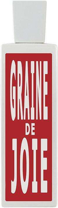 GRAINE DE JOIE, rood fruit, heerlijk zacht