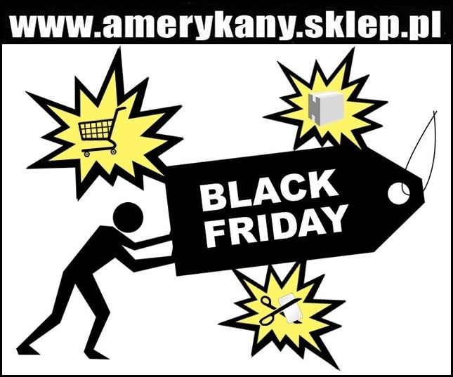 Black Friday in www.amerykany.sklep.pl