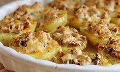Faszerowane ziemniaki jako genialny obiad