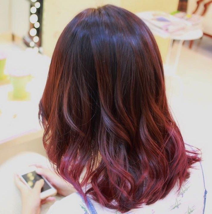 Awesome 1000 Ideas About Digital Perm On Pinterest Japanese Perm Body Hairstyle Inspiration Daily Dogsangcom