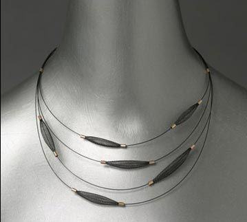 Mesh Necklace Collection