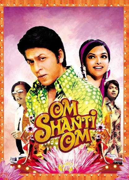 Om Shanti Om (Indian) 11x17 Movie Poster (2007)