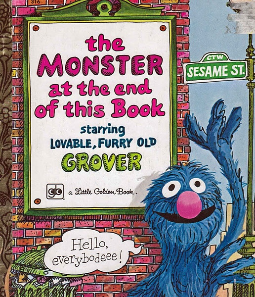 One of my favorite kids books.  Read it to my kids over and over!