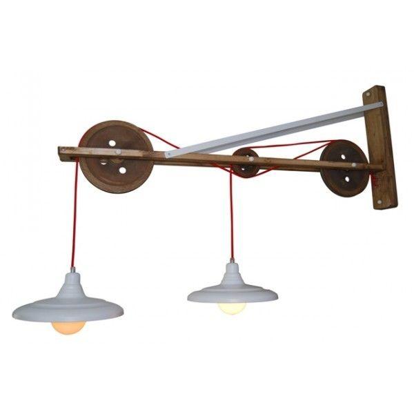 Aplica de perete design Industria Style HL-310W-2 CAHAL 77-3162 HL, NOU ! Lustre VINTAGE, RETRO, INDUSTRIA Style, Corpuri de iluminat, lustre, aplice, veioze, lampadare, plafoniere. Mobilier si decoratiuni, oglinzi, scaune, fotolii. Oferte speciale iluminat interior si exterior. Livram in toata tara.  a