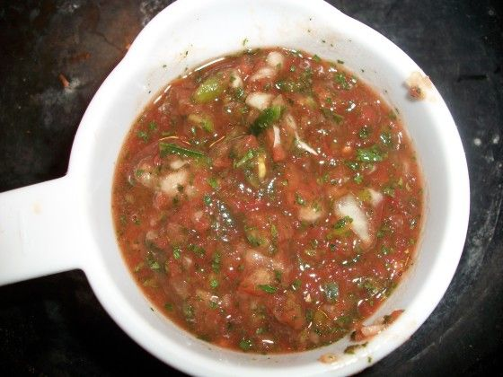 Fiery HOT Restaurant Style Salsa Recipe - Food.com