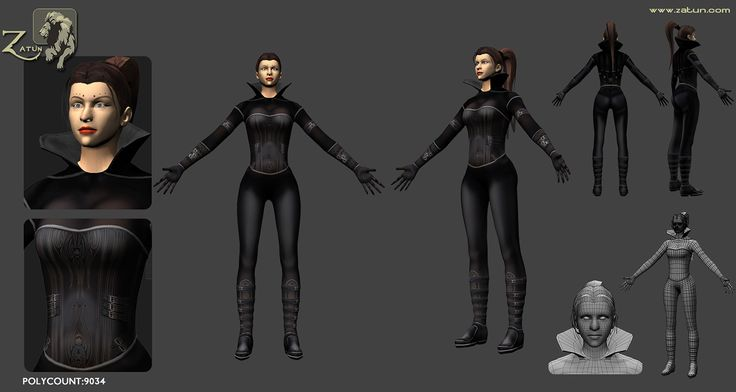 3D character modeling - Always check these factors before making your call on 3D character modeling for your video game. You will be happy with your decision.  http://zatun.com/3d-character-modeling/