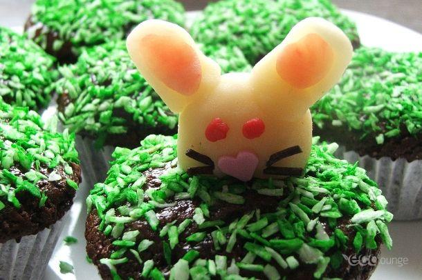 Nyuszis muffin | Bunny on the muffin Szerző/Creator: Tillné Kiss Andrea