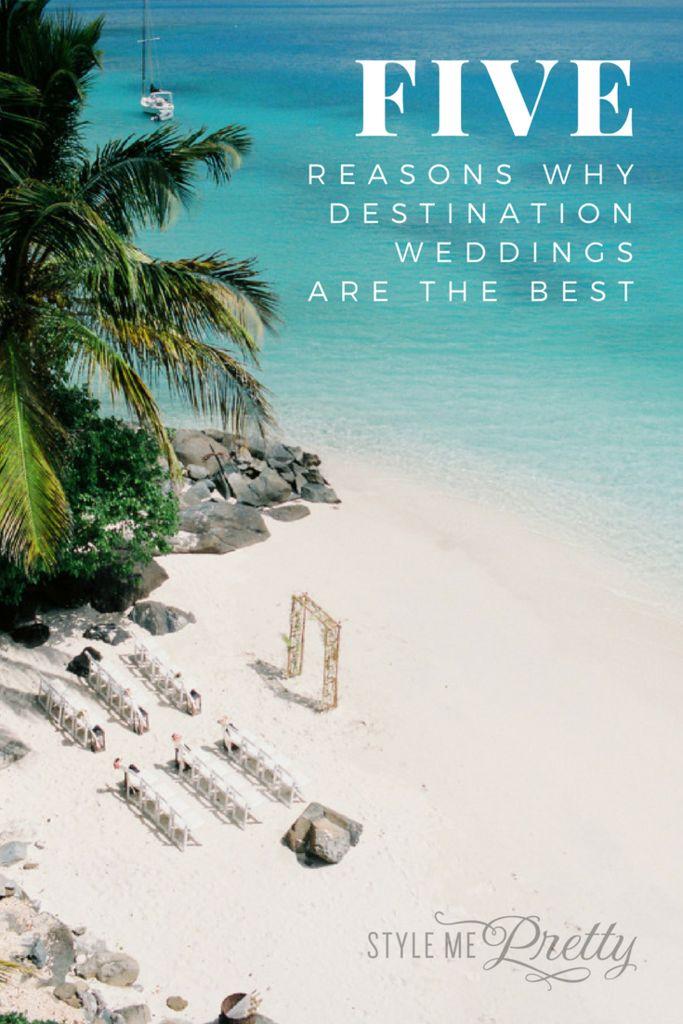 1176 best destination weddings images on pinterest affair 5 reasons why destination weddings are the best junglespirit Gallery