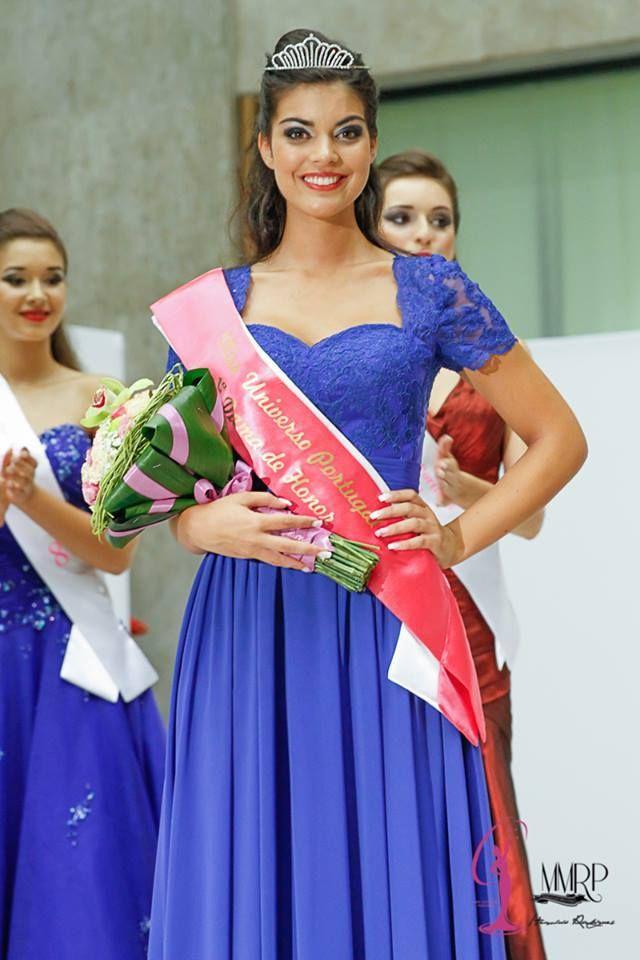 Rafaela Pardete  - Miss Miss República Portuguesa 2015 (or Miss World Portugal 2015)
