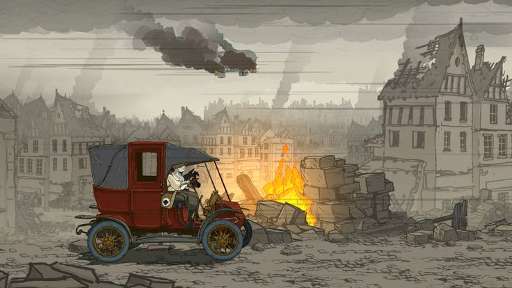 The War to End All Wars: Valiant Hearts Review | College Gamer