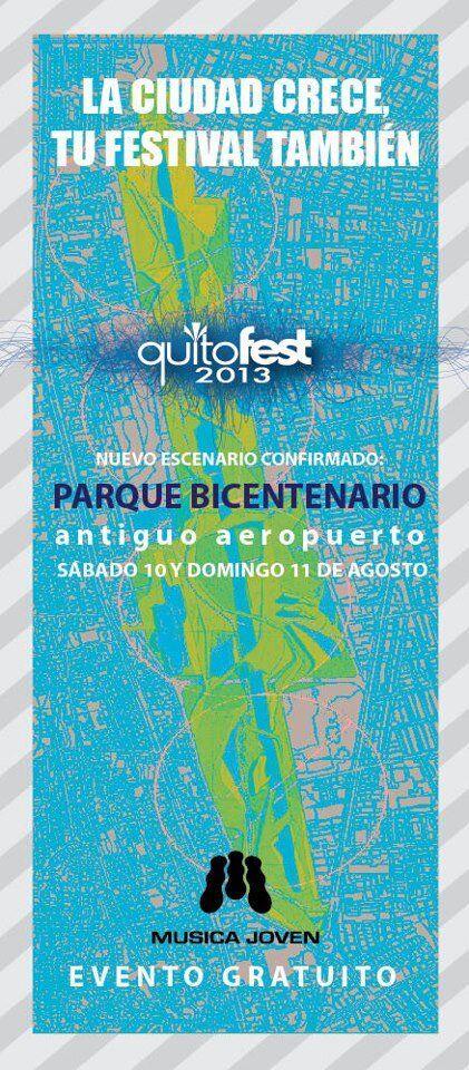 QuitoFest 2013