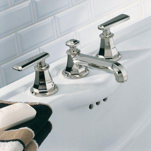 Art Deco Faucet   For The Powder Room Perhaps.