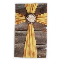 These beautiful recycled barn wood plaques make great gifts! Find them in other colors at BuyNebraska.com