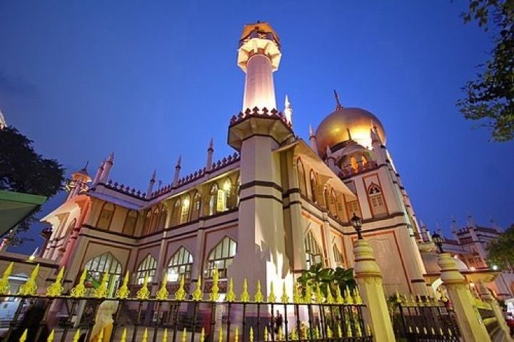 Masjid Sultan (Mosque) in Singapore