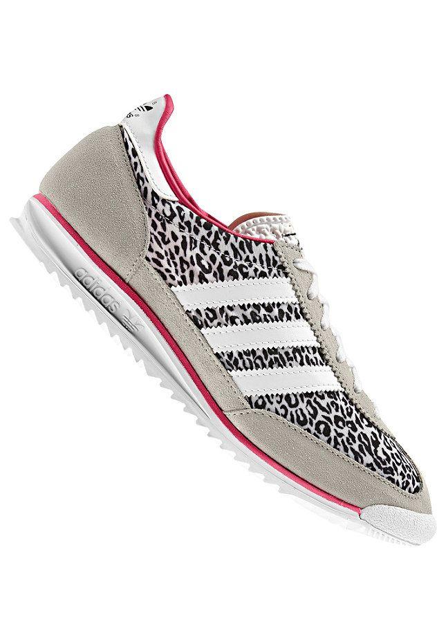 Adidas Sl 72 Leopardo