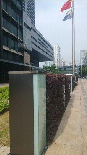 light Plant office