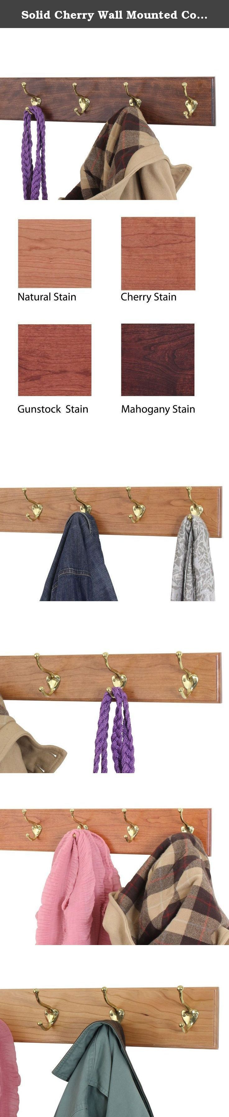 1000 ideas about wall mounted coat rack on pinterest wall coat rack tree coat rack and. Black Bedroom Furniture Sets. Home Design Ideas