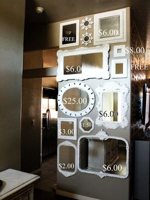 Vintage Revivals | The Great Wall Of Mirrors