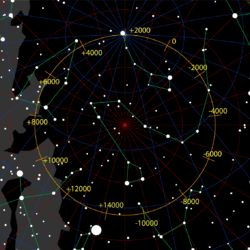 Pole star - Wikipedia, the free encyclopedia