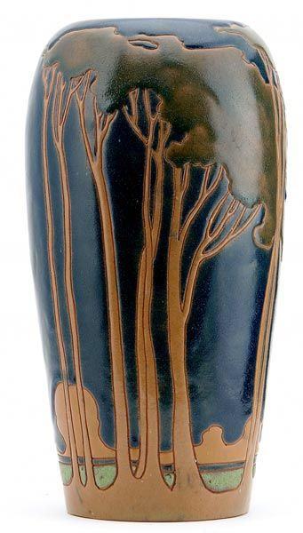Arts & Crafts Vase ca 1910s