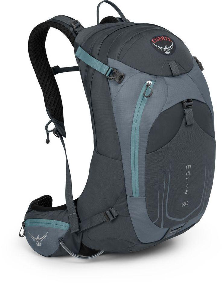 Osprey Manta AG 20L Hydration Backpack - Fossil Grey