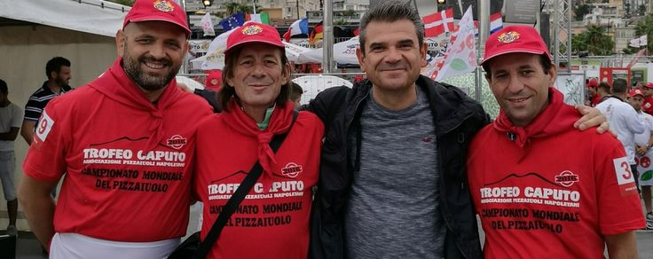 L' Artigiano: Διεκδίκησε στη Νάπολη τον τίτλο της καλύτερης pizza