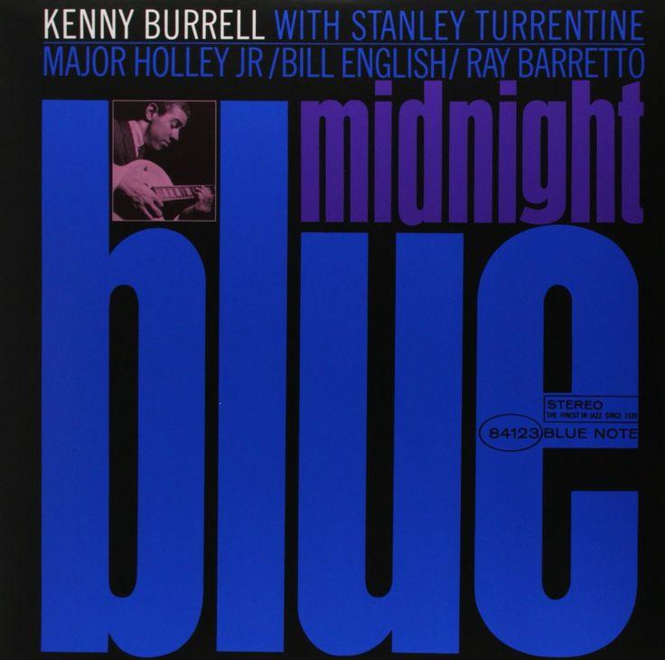 Midnight Blue: Kenny Burrell: Amazon.it: Musica