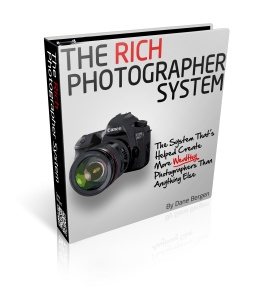 The Rich Photographer System sales page