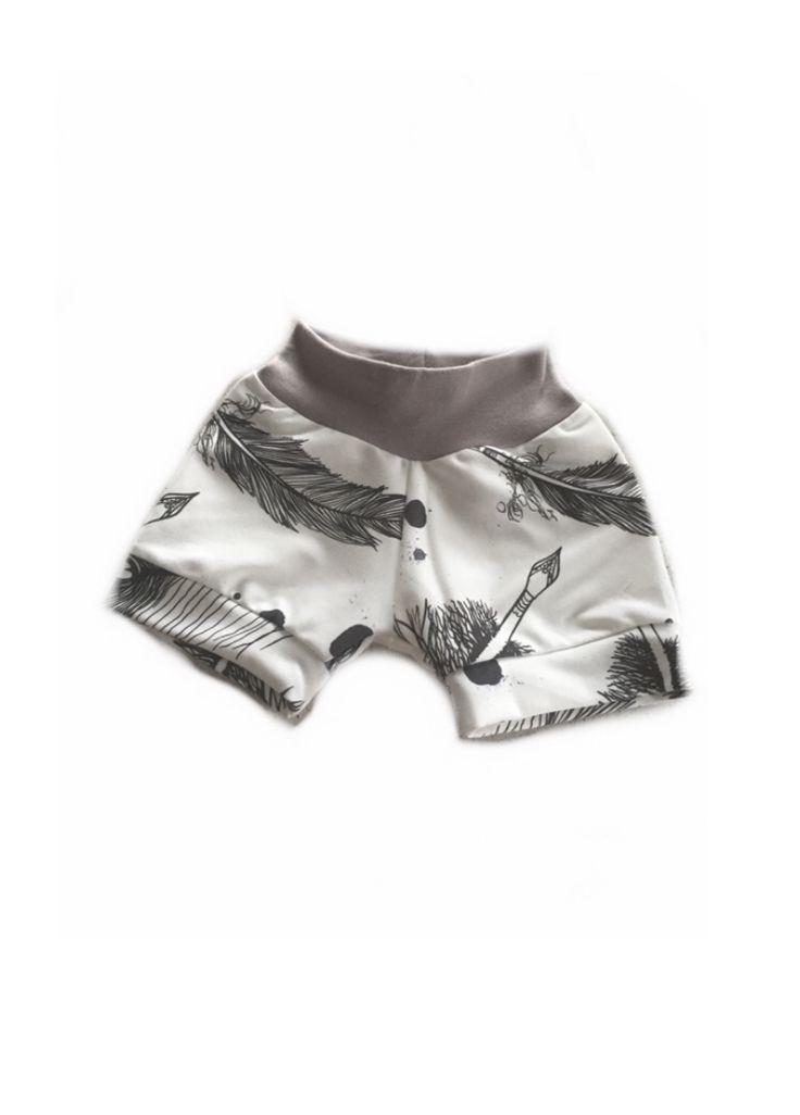 Cuffed Shorts www.etsy.com/ca/shop/LittleDThreads