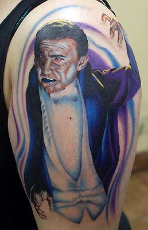 17 Best images about Bela Lugosi Tattoos on Pinterest ...
