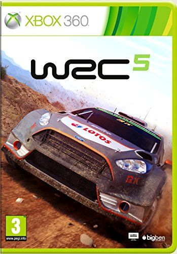 World Rally Championship 5 - Xbox 360