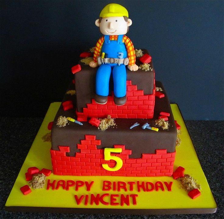 Birthday Cake Builder
