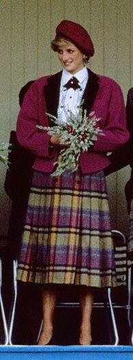 September 6, 1986 - Braemer Highland Games