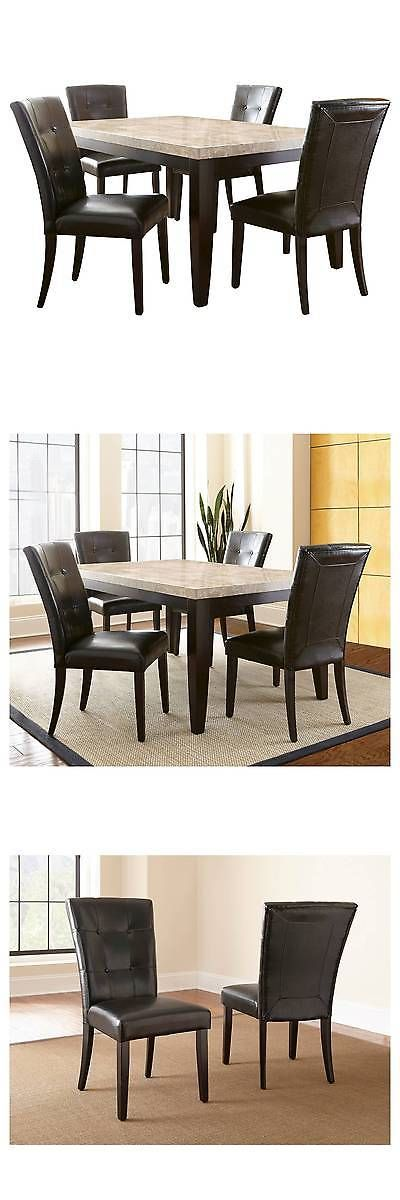 decorate your dining room with this classic monarch dining set