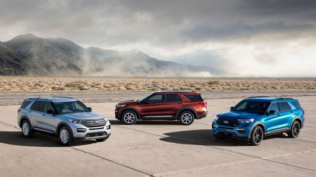 The 2020 Ford Explorer St And Hybrid Are Here To Bring Joy To Your Suv Life Ford Explorer 2020 Ford Explorer New Ford Explorer