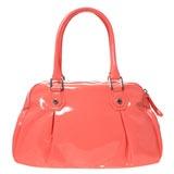 Pink Barrel Bag