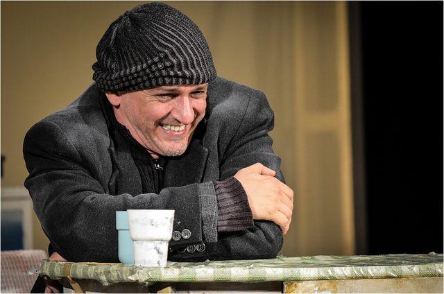 A részeges pap szerepében Alföldi Róbert2015.01.12-én 20:00 órakor
