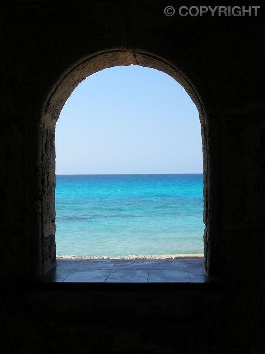 Archway - Klein Curacao, Netherland Antilles