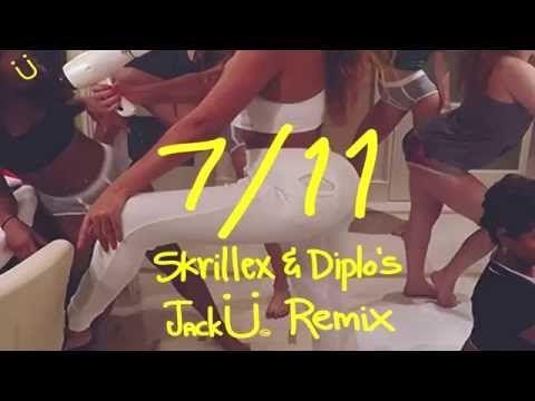 Beyonce   711 Skrillex & Diplo's Jack U Remix