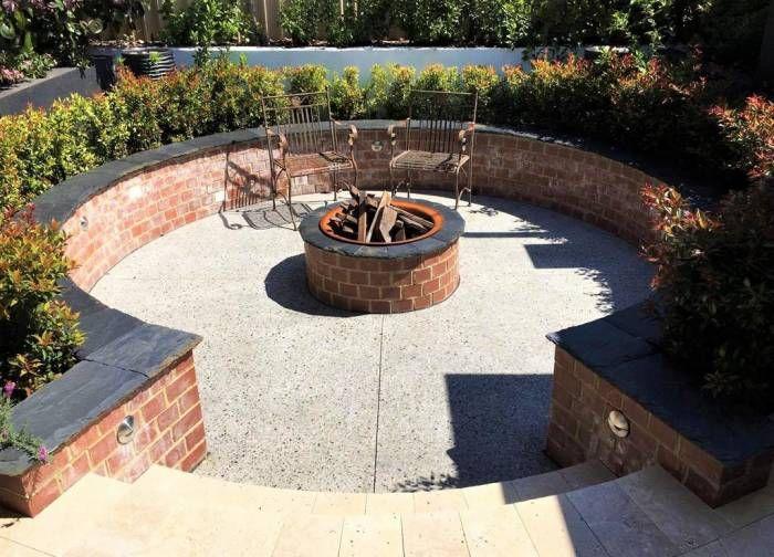 City Limits Landscapes- Outdoor Fire Pits & Fire Places
