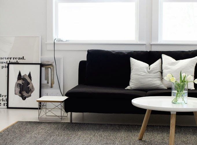 New sofa: IKEA Söderhamn | Nordic Days