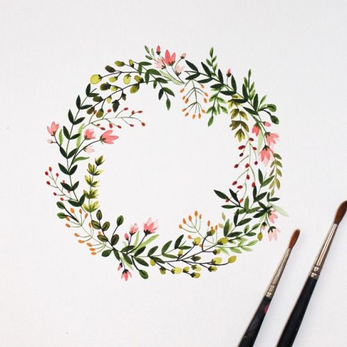 simply-divine-creation:Hillary Henslee // @thepaintedarrow (via Bloglovin.com )