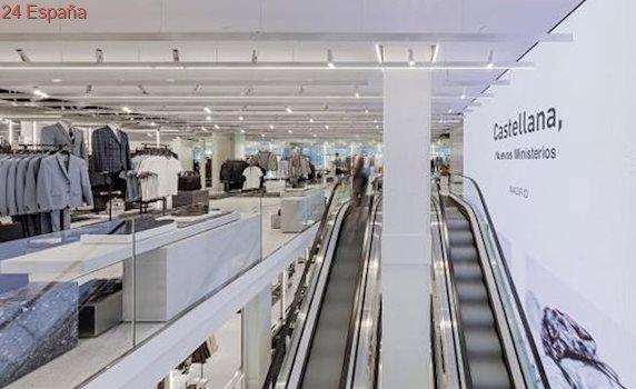 Así es por dentro el Zara más grande del mundo que abre hoy en Madrid