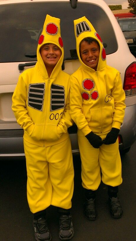 CDA Child Detection Agency, Monsters Inc, 23-19. My kids Damien & Elijah Halloween 2014. Click board My Family, My Life to see other costumes I made.
