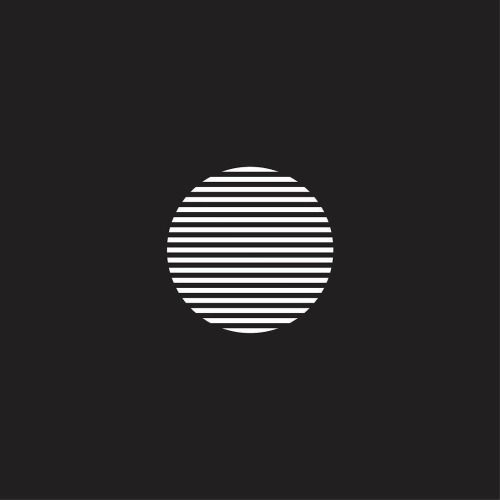 Working on a new #logo - part ¾ -  #moon #graphicdesign #striped #mywork #icon #lines #instalike #love #picoftheday #blackandwhite #circle #lines #moonphases http://ift.tt/29GoWc6