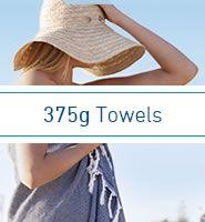 375g Turkish towels